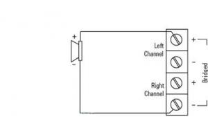 Подключение сабвуфера к магнитоле без усилителя