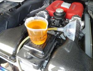 Порядок замены масла в автомобиле