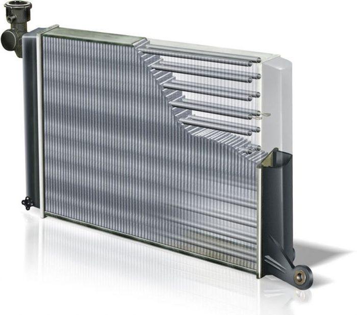 Потек радиатор охлаждения: что делать