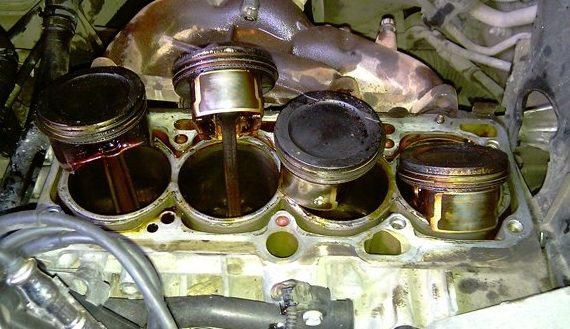 Раскоксовка двигателя: чем лучше делать