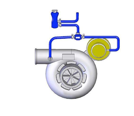 Регулировка актуатора турбины