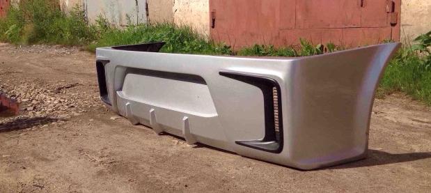 Ремонт бампера из пластика своими руками на автомобиле в гаражных условиях