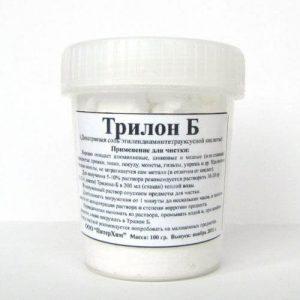 Трилон Б: восстановление аккумулятора и промывка системы охлаждения