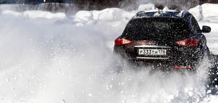 upravlenie avtomobilem zimoy ezda po snegu i v gololed poleznye sovety 28 - Управление автомобилем в гололед