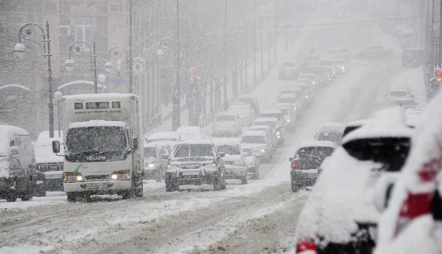 upravlenie avtomobilem zimoy ezda po snegu i v gololed poleznye sovety 32 - Управление автомобилем в гололед