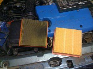 Воздушный фильтр — устройство, предназначение, сроки эксплуатации