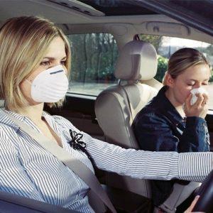 Запах горелого масла в салоне автомобиля