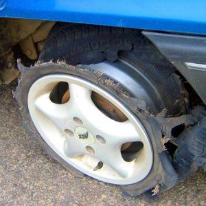 Азот в шинах: плюсы и минусы