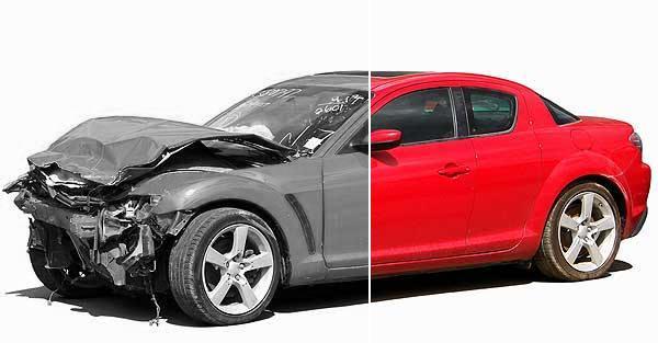Как определить битый автомобиль при покупке