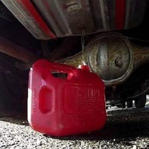 Как промыть бензобак автомобиля