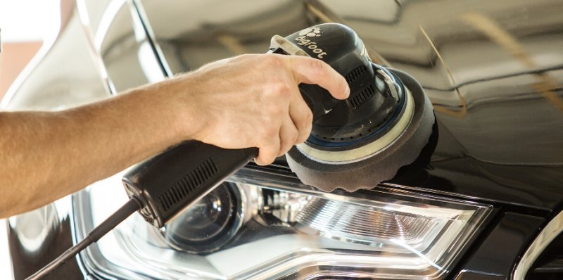 Полировка кузова автомобиля своими руками